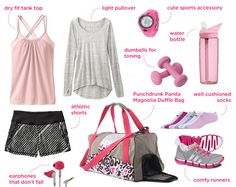 {Tips from Punchdrunk Panda} How to Love Running #punchdrunkpanda #running #fitness #pink