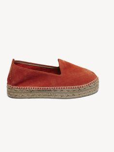 MANEBI , Hamptons Süet Mandarin Espadril  #manebi #espadril #orange #suede #slippers #shopigo #shopigono17 #ss16 #conceptstore #onlinestore #onlineshopping #buyonline #onlineconceptstore #womensfashion #womensstyle #fashion  #streetstyle #streetfashion #streetwear #readytowear #womenswear