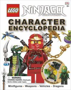 LEGO® Ninjago: Character Encyclopedia: Character