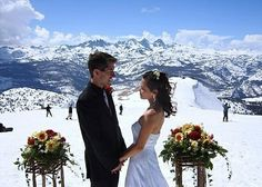 Marry at the top of the Mountain