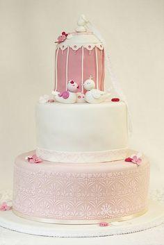 www.suess-und-salzig.de weddingcake vintage