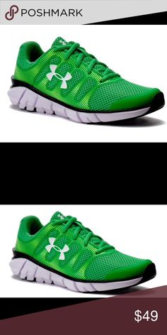 NEW UNDER ARMOUR BOYS TENNS SHOES New in box. Under Armour Under Armour Shoes Sneakers