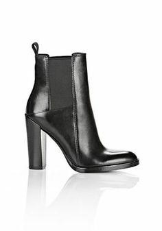 939b58aa0d8 THEA ANKLE BOOTIE - Boots Women - Alexander Wang Online Store Bootie Boots