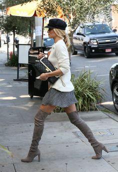 #streetstyle #fashion #overknee