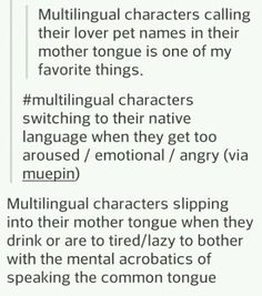 Multilingual characters