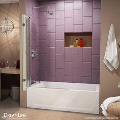 Good Looking Tub Enclosures In Bathroom Contemporary With
