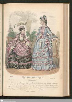 254 - No 21. - La Gazette rose - Seite - Digitale Sammlungen - Digitale Sammlungen