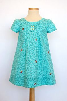 Family Reunion Dress (6 m-4) – Sewing Projects   BurdaStyle.com