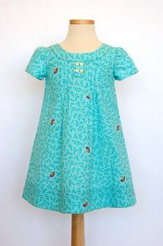 Family Reunion Dress Sewing Pattern (5-12)