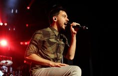 Mike Shinoda Photos Photos - Mike Shinoda of Linkin Park performs during the 2012 Honda Civic Tour at the Comcast Center on August 14, 2012 in Mansfield, Massachusetts. - Linkin Park In Concert