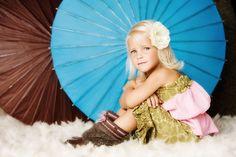 parasol backdrop