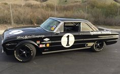 Period Correct Trans Am Build 1963 Ford Falcon V8 Sprint
