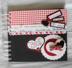 Como fazer um scrapbook para o namorado. O scrapbook é uma manualidade de lhe permite customizar álbuns e cadernos de forma muito criativa e pessoal. Além do processo ser muito divertido, o resultado final será incrível e com certeza valerá ...