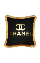 CHANEL PILLOW CASE CUSHION COVER (DECORATIVE)