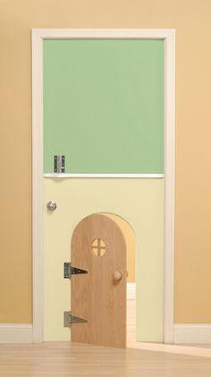 Door in a door @Allison Markwich