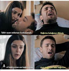 Sen niye deli Tahire bağırıyorsun nefes kaptan Online Tests, Turkish Actors, Cannes, My Life, Tv Shows, Funny Pictures, My Favorite Things, Celebrities, Atv