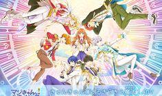 Magic-Kyun Renaissance tendrá versión animada para TV