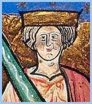 English Monarchs - Kings and Queens of England - Ethelred II, the Redeless.  My 29th great grandfather on my dad's side.  Julia Compton my 2nd great grandmother was married to Timothy Goodsell my 2nd great grandfather.