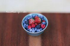 Miniature Fruit Bowl   Flickr - Photo Sharing!