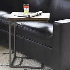 Pipe Side Table