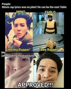 Omooo tablo  #songmino #winner #tablo #epikhigh