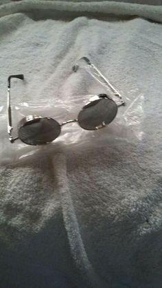 ae0eb8e464 Vintage Retro Steampunk Sunglasses Men Womens Classic Round Designer Sun  Glasses  fashion  clothing