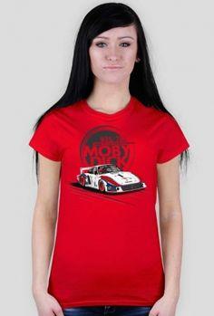Porsche 935/78 Moby Dick (koszulka damska)