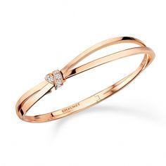 Diamond Jewelry Séduction rose gold bracelet with diamonds Diamond Bracelets, Ankle Bracelets, Cartier Love Bracelet, Gold Bangles, Sterling Silver Bracelets, Diamond Jewelry, Gold Jewelry, Braclets Gold, Quartz Jewelry