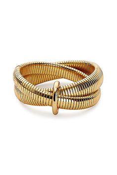 IVY & LIV | Jewelry Inspiration |  DVF Gemma Interlocked Bracelet
