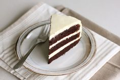 Green Cilantro: Donna Hay's Our Ultimate Chocolate Layer Cake