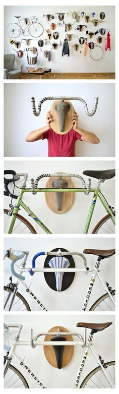 Upcycle Fetish by Andreas Scheiger, via Behance