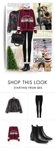 """YOINS"" by anastasia-ana ❤ liked on Polyvore featuring Givenchy, women's clothing, women's fashion, women, female, woman, misses, juniors, yoins and yoinscollection"