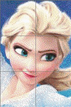 See more ideas about Hama bead, Hama Beads and Pearler bead patterns. Disney Hama Beads Pattern, Pearl Beads Pattern, Pearler Bead Patterns, Perler Patterns, Pearler Beads, Fuse Beads, Painting Templates, Painting Patterns, Cross Stitch Designs