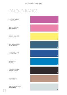 Texworld SS14 colours