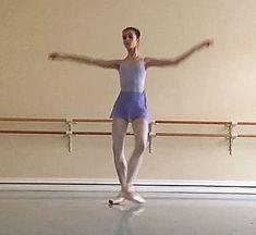 http://ift.tt/26nltoG prosthetic-dance: Maria Khoreva of the Vaganova Ballet Academy (@marachok on Instagram) #dance #hongkong #ballet