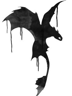 Toothless Silhouette Ink Drips T Shirt By Redbubble - Buy Toothless Silhouettein. - Toothless Silhouette Ink Drips T Shirt By Redbubble – Buy Toothless Silhouetteink Drips By Making - Toothless Tattoo, Toothless Drawing, Toothless And Stitch, Toothless Wallpaper, Dragon Wallpaper Iphone, Disney Tote Bags, Dragon Silhouette, Dragon Trainer, Dragon Art