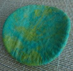 17. Tutorial - How to make a wet felt pod vesselnest  Add the same tutorial for a cat cave  just bigger