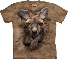 Bébé kangourou - T-shirt enfant - The Mountain tee shirts enfant