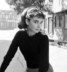 Audrey Hepburn, my minimalist style icon