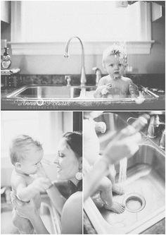 huntsville alabama black and white photography childhood children photography family photography Anna Pociask Photography