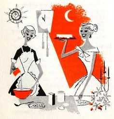 My Pretty Baby Cried She Was a Bird: Good Housekeeping's Ten PM Cook Book (1958)