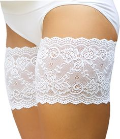 Bandelettes... anti chafing... I NEED a couple pairs for the wedding!!!!