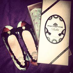 Fornarina shoes box