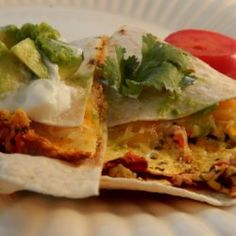 Big Bobs Big Brunch Quesadillas - Allrecipes.com