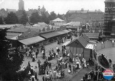 Vredenburg Utrecht (jaartal: 1910 tot 1920) - Foto's SERC
