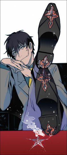 スティーブン・A・スターフェイズ【血界戦線】Steven A. Starphase | Kekkai Sensen