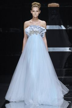 Elie Saab at Couture Spring 2008 - StyleBistro
