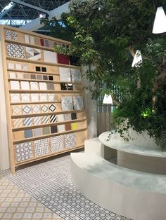Cevisama 2016 | Vives Azulejos y Gres | Stand de Vives Ceramica Tiles, Home, Kitchen, Flooring, Tents, Live, Home Decoration, Wall Tiles, Cooking