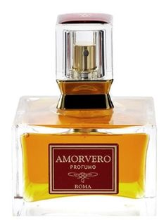 Amorvero (lemon, mandarin, bergamot, tuberose, jasmine, damask roses, amber, vanilla and sandalwood)