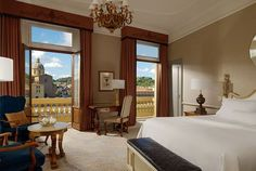 | Westin Excelsior Hotel Florence ¦ Photo & Video Gallery ¦ Luxury Hotel Italy